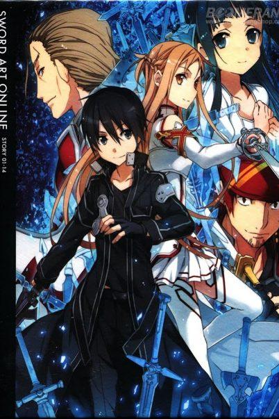 Sword Art Online ตอนแรก
